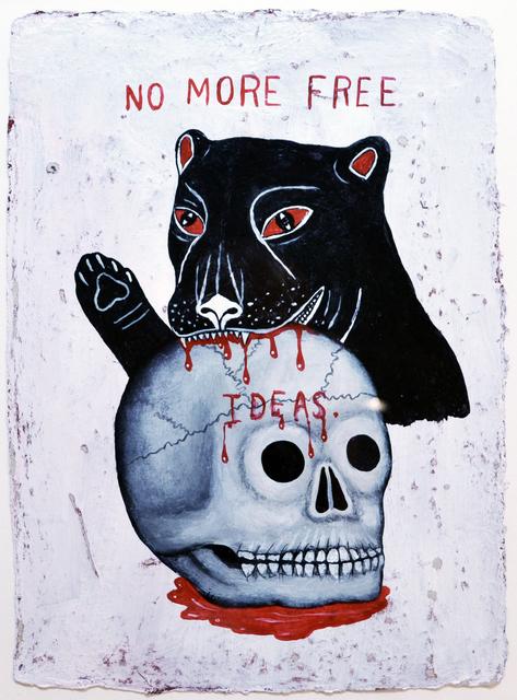 , 'Free Ideas,' 2017, George Billis Gallery