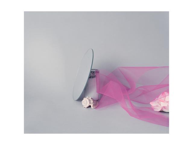 , 'Rose reflection,' 2015, PARISIAN LAUNDRY