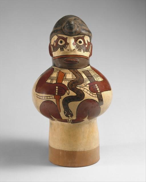 Unknown Nasca, 'Drum', 1st century, The Metropolitan Museum of Art
