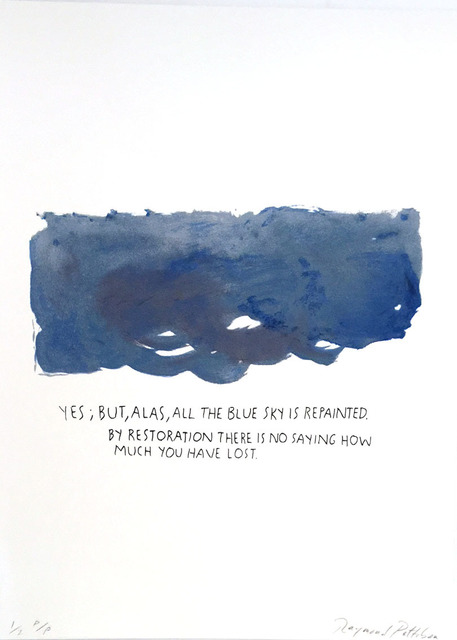 Raymond Pettibon, 'Untitled', 1990, David Lawrence Gallery