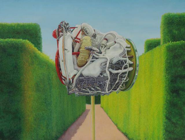 Taisia Korotkova, 'Rocket Engine', 2018, NK Gallery
