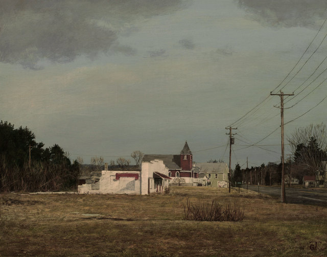 Jeff Gola, 'Craryville, NY', 2016, William Baczek Fine Arts