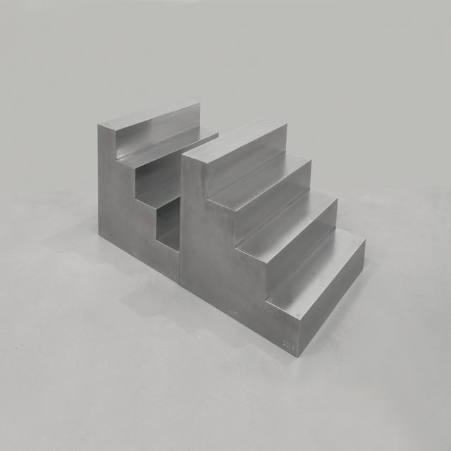 , 'Ri/Costruttivo 1/69 E.2016. Beta Uno. 2 scale modules n. 3.57/4.57,' 1969-2016, A arte Invernizzi