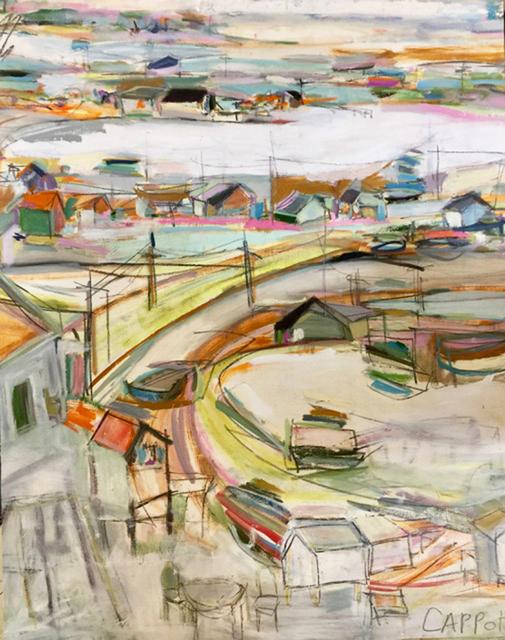 , 'Summer Dreams I,' 2018, AMP: Art Market Provincetown