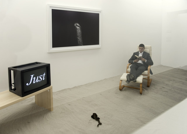 , 'Modernist, Super-Modernist,' 2012, Future Generation Art Prize