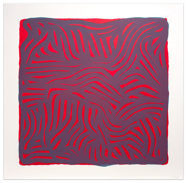 Sol LeWitt, 'Parallel Curves', 2000, Upsilon Gallery