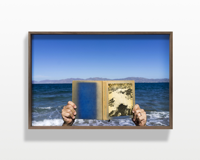 Adrien Missika, 'The Sea of Carson', 2019, Photography, Archival inkjet print mounted on aludibond, walnut frame, PROYECTOS MONCLOVA