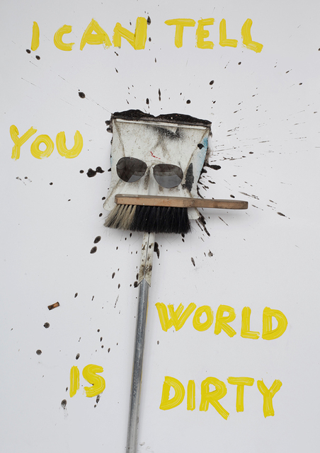 Kristof Kintera, 'I can tell you world is dirty', 2018, z2o Galleria