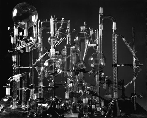 , 'Lab Glass Construction,' 2004, Michel Soskine Inc.