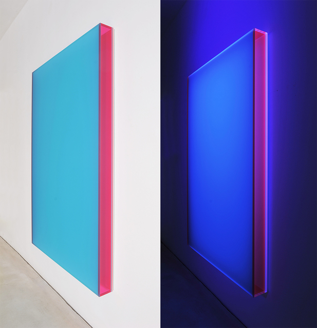 , 'color satin blu mexico ,' 2018, Rafael Pérez Hernando Arte Contemporáneo