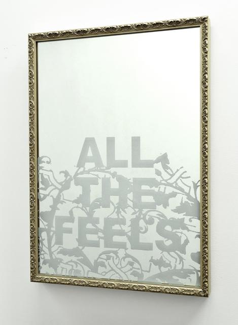 , 'All the Feels,' 2018, Winston Wächter Fine Art
