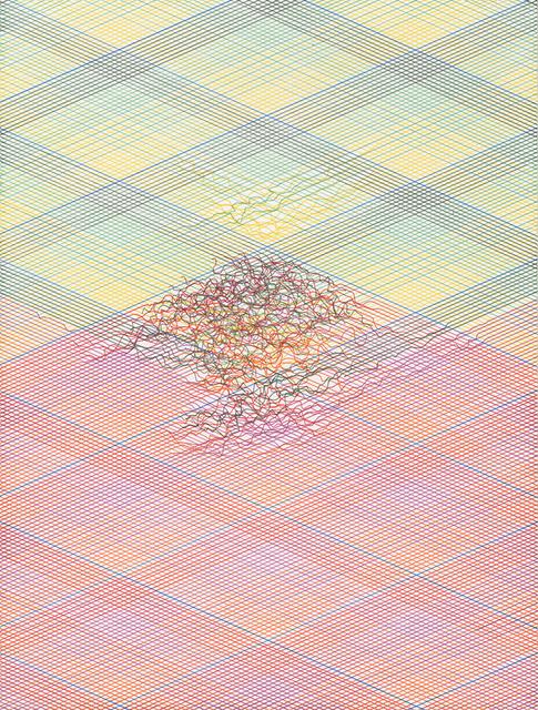 Steven Vasquez Lopez, 'Some Strings Attached 037', 2013, Hashimoto Contemporary