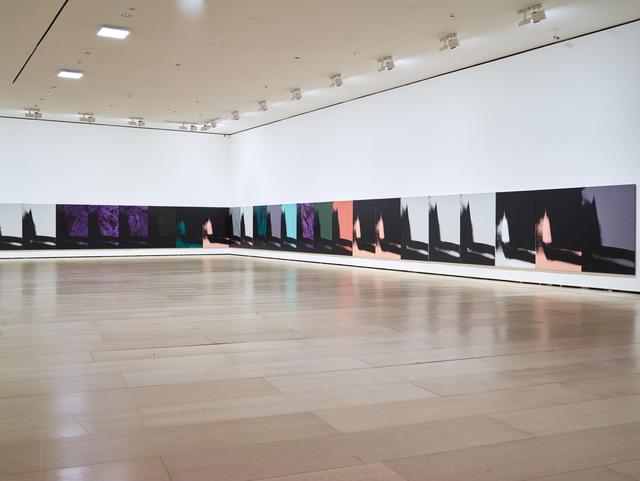 , 'Shadows,' 1978-1979, Guggenheim Museum Bilbao