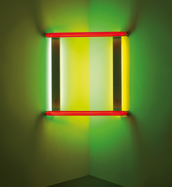 Dan Flavin, 'untitled (to Bob and Pat Rohm)', 1969-1970, Phillips