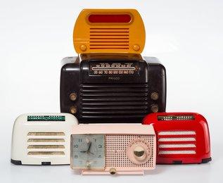 Twelve Radios