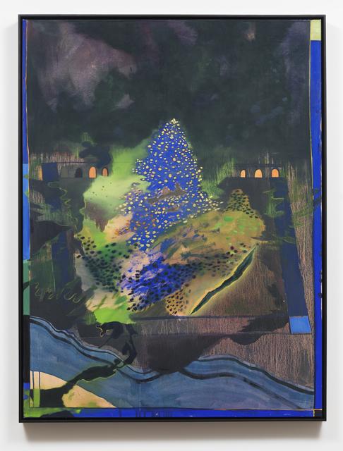 , 'Votive (Blue Altar),' 2016, Beers London