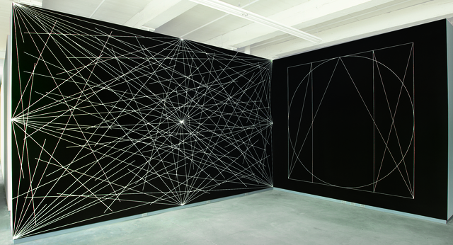 , 'Wall Drawings #289 and #295,' 1978, MASS MoCA