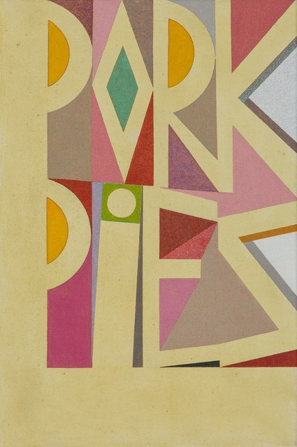 , 'Pork Pies,' 2018, Darren Knight Gallery