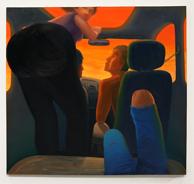, 'We Will Become Silhouettes,' 2017, Zevitas Marcus