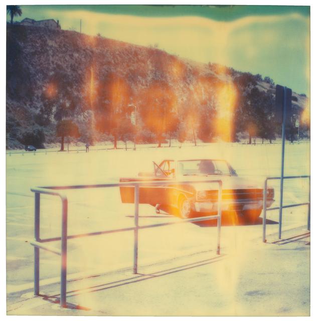 Stefanie Schneider, 'Dodgers Stadium, Echo Park', 1999, Photography, Digital C-Print, based on a SX-70 Polaroid, not mounted,, Instantdreams