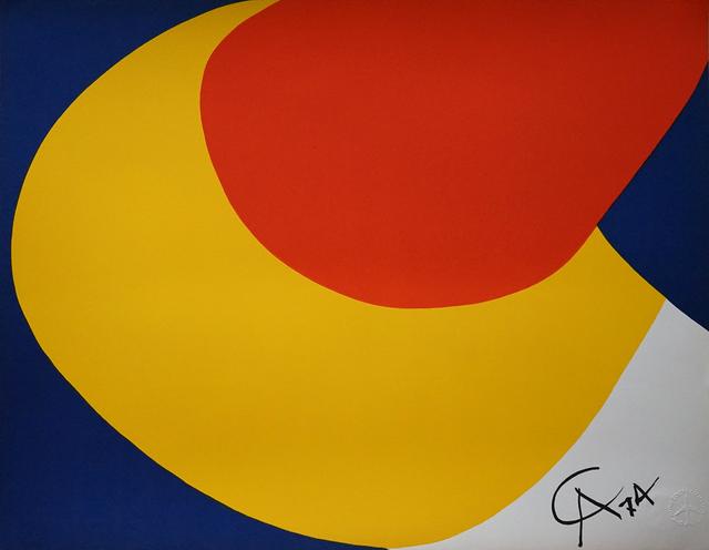 Alexander Calder, 'Convection ', 1974, Pascal Fine Art