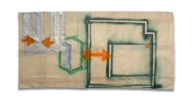 Peter Soriano, 'Porch Drawing 6', 2010, IdeelArt