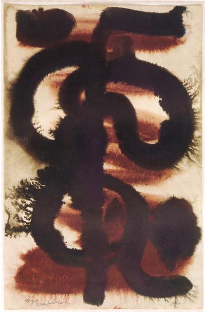 , 'Untitled (Ibiza),' 1956, Anita Shapolsky Gallery