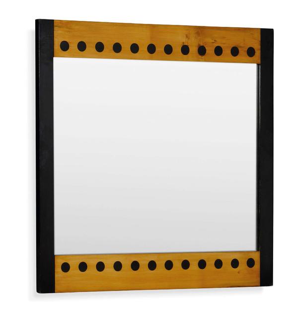 Ettore Sottsass, 'Rare Mirror', circa 1960, Design/Decorative Art, Mirrored glass, wood, Aguttes