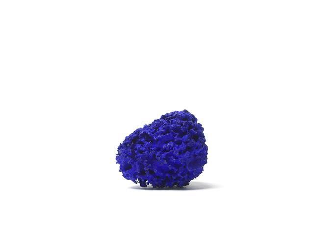 , 'Sculpture éponge bleue,' 1960, Beck & Eggeling