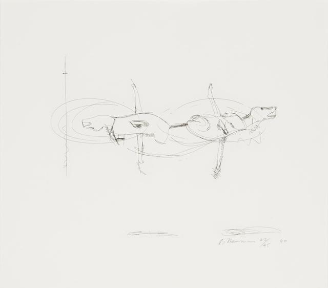 , 'Untitled (C.64),' 1989-1990, Brooke Alexander, Inc.