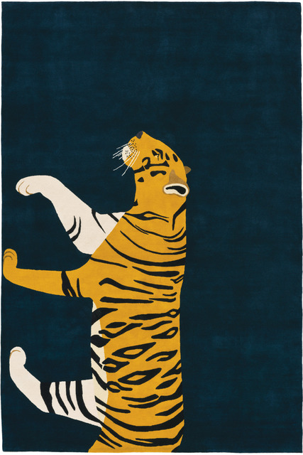 , 'Tiger,' , The Rug Company