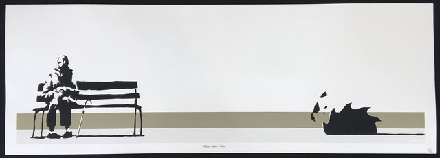 Banksy, 'Weston Super Mare', 2003, The Drang Gallery