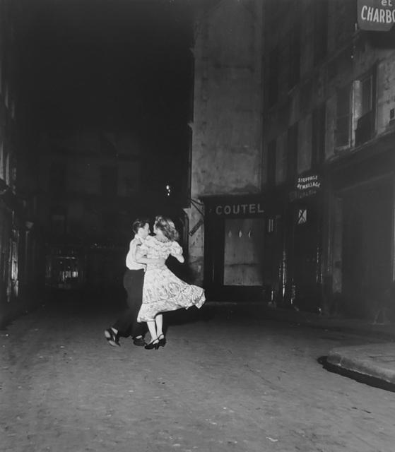 Robert Doisneau, 'La Derniere Valse de 14 Juillet', 1949, Afterimage Gallery