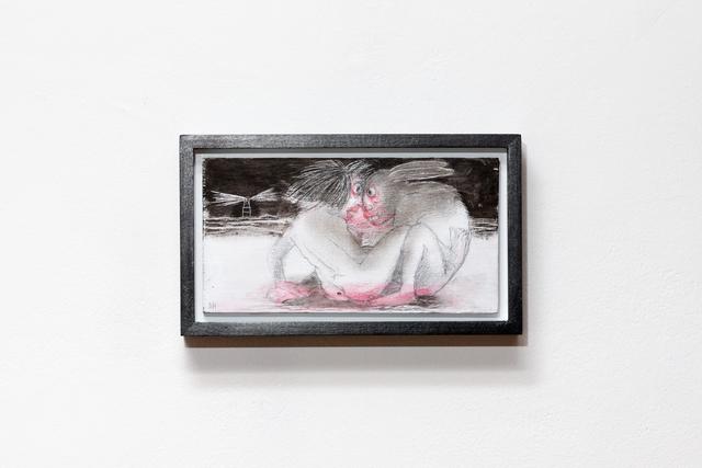 , 'Drawing 64,' 2016, Joanna Bryant & Julian Page