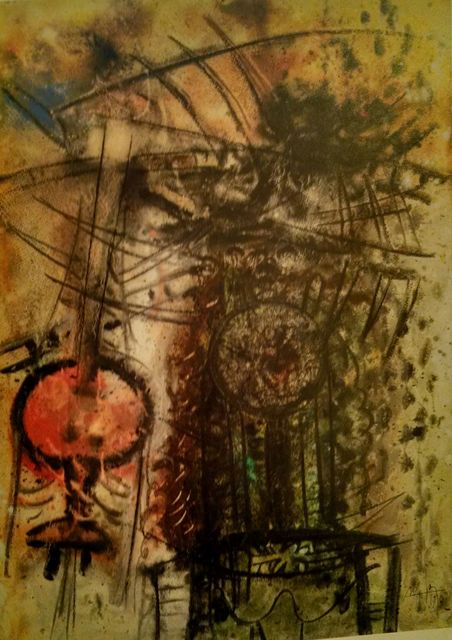, 'Untitled,' 1962, Leon Tovar Gallery