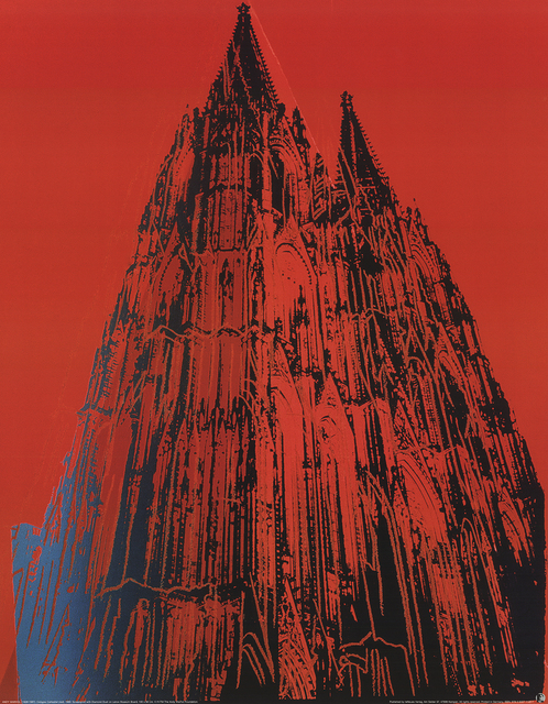 Andy Warhol, 'Koln Cathedral', (Date unknown), ArtWise