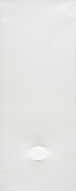 , 'Un ovale bianco,' 1980, The Mayor Gallery