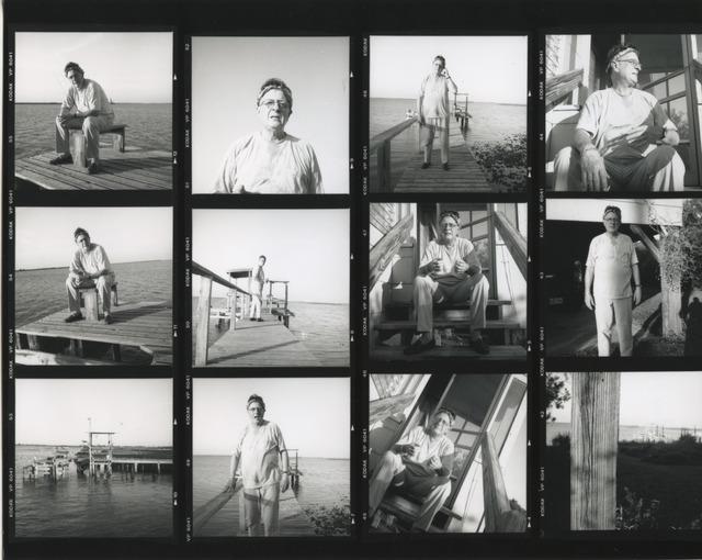 , 'Richard Stout,' 2016, Deborah Colton Gallery