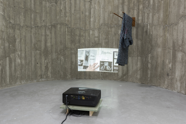 , 'politics of installation II,' 2015, Museum Boijmans Van Beuningen
