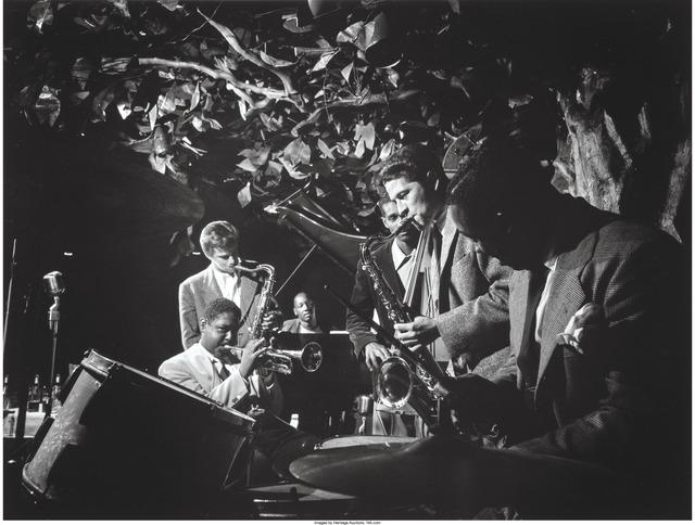 Herman Leonard, 'Tad Dameron Band, Royal Roost, NYC', 1948, Heritage Auctions
