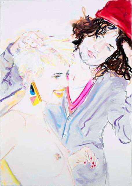 , 'Agyness & Teddy,' 2008, Freymond-Guth Fine Arts Ltd.