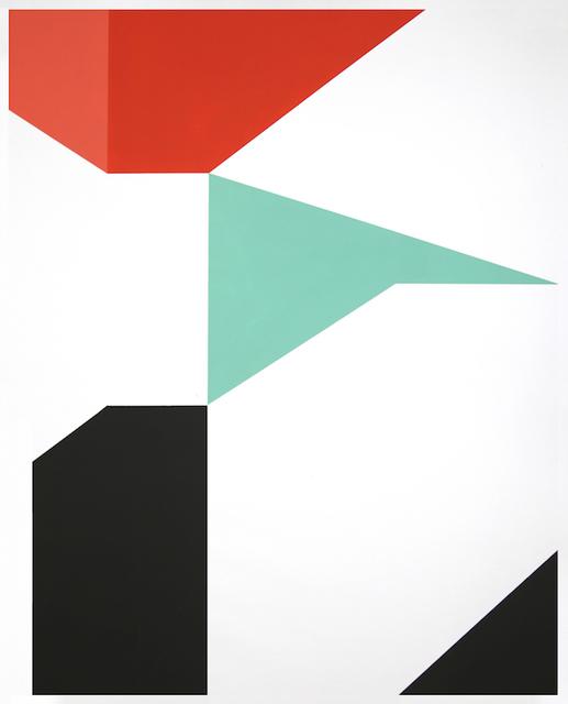 , 'Fold (Reduced_R28),' 2017, OSME Gallery