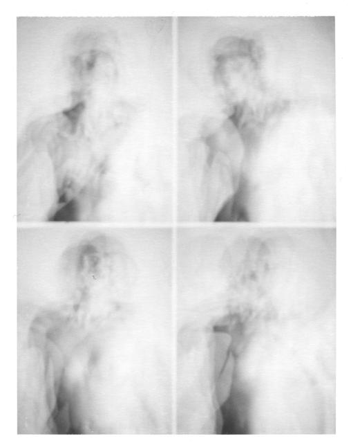 , 'Burn My Shadow,' 2010, Area35 Art Gallery