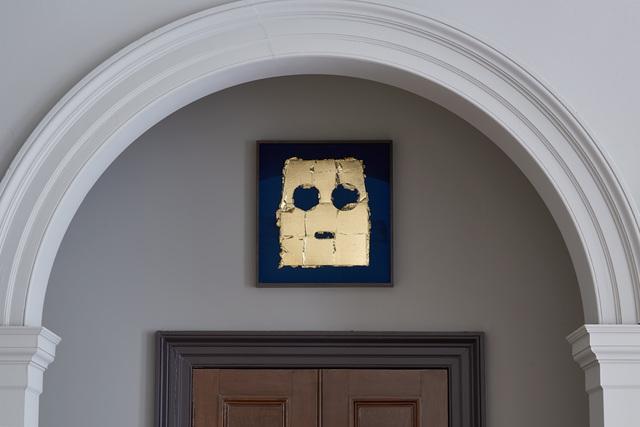 , 'Mask (4),' 2017, Ingleby Gallery