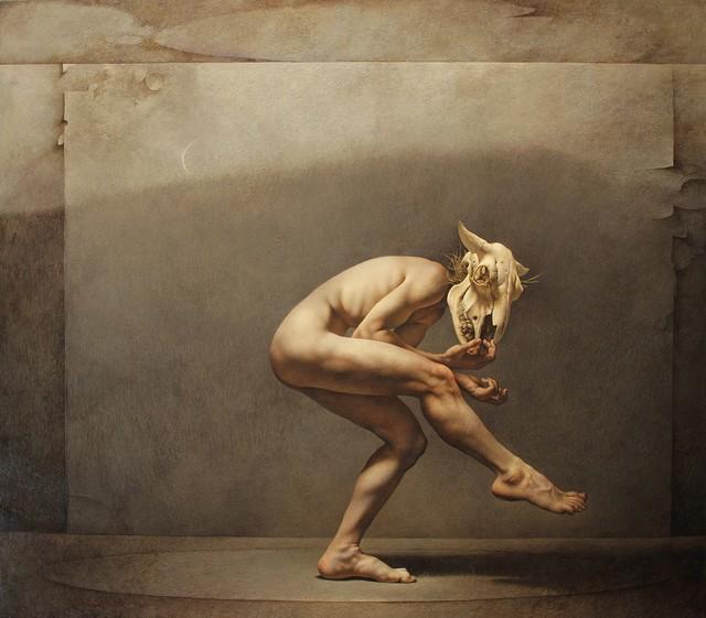 , 'Pagan,' 2014, Jonathan LeVine Projects