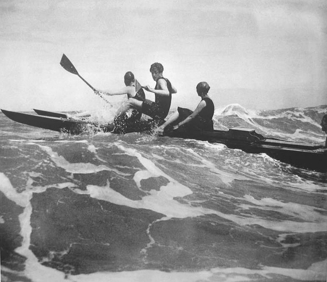 Jacques Henri Lartigue, 'Rico Broadwater, Gugy Kahn and Lisbeth Thomas, Deauville', 1917, Hyperion Press Ltd.