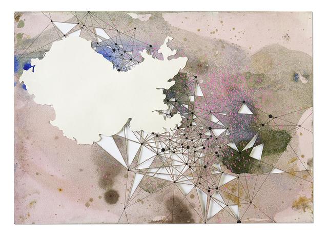, 'Net #16,' 2019, Gallery Wendi Norris