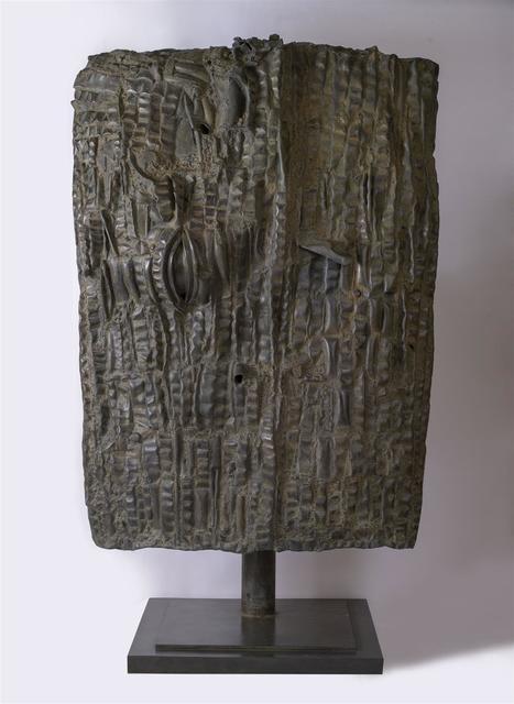 , 'Plaque Femme,' 1963-1991, Templon