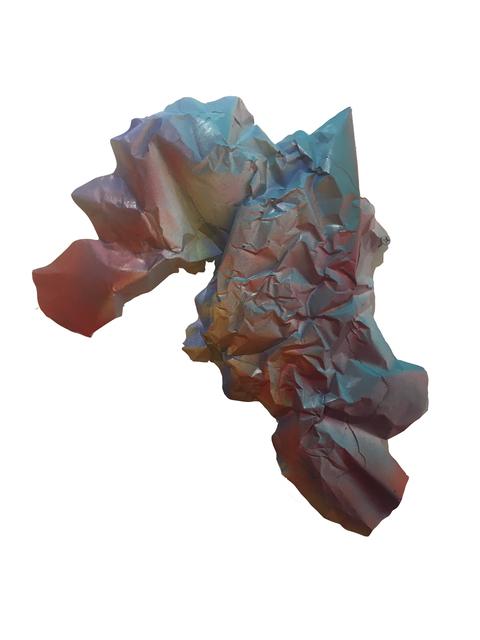 , 'Fragment (Kalashnikov Mountains),' 2019, Deep Space Gallery