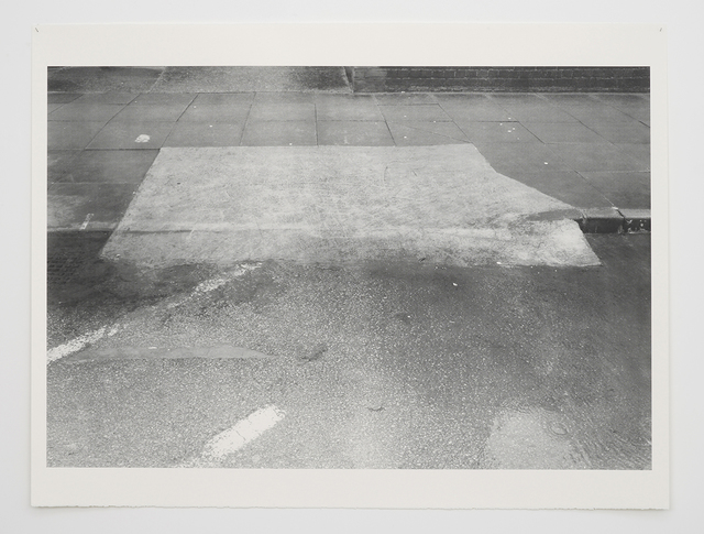 , 'Ramp,' 2014, David Kordansky Gallery